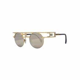 Cazal 958 Sonnenbrille Maxwell Gold Silber Spiegel